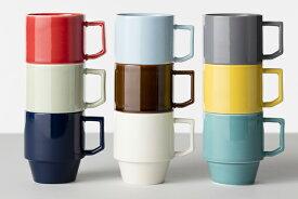HASAMI BLOCKMUG BIG ハサミ ブロックマグ ビッグ波佐見焼(はさみやき)陶磁器のマグカップ【ポイント】: