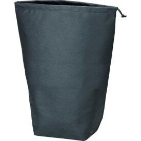 【TNFD10L】TRUSCO 不織布巾着袋 黒 500X420X220MM (10枚入)(1袋)