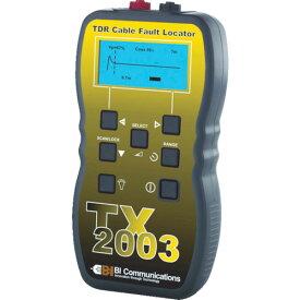 【TX2003】グッドマン TDRケーブル測長機TX2003(1台)