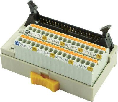[PCX1H40TB34O1]東洋技研 スプリングロック式コネクタ端子台[1個入]【東洋技研(株)】(PCX-1H40-TB34-O1)