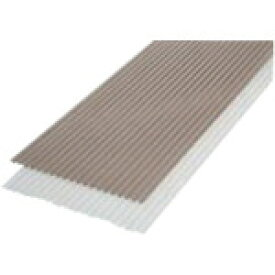 【NIPC1005BZ】[法人様限定][10枚組]IRIS 542594 軽量ポリカ波板10尺 NIPC−1005 ブロンズ