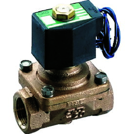 【ADK1115A02CAC100V】CKD パイロットキック式2ポート電磁弁(マルチレックスバルブ)100[[MM2]]/有効断面積
