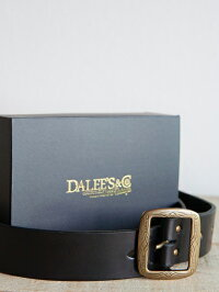 【送料無料】DALEE'S(ダリーズ)〜30BELTBLACK〜