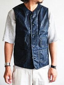 【送料無料】JELADO(ジェラード)〜Squad Vest Indigo〜