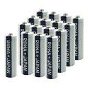【1200回充電可能】経済型 単3形充電池 エネループを超える 大容量1900mAh ニッケル水素 16本セット