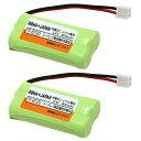 【2個セット】パイオニア TF-BT20 / TF-BT22 子機 互換バッテリー