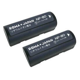 【2個セット】TOSHIBA 東芝 PDR-BT1 / PDR-BT2 互換 バッテリー