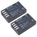 【2個セット】PENTAX ペンタックス D-LI109 互換 バッテリー