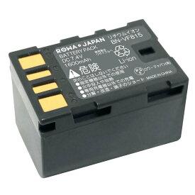 【残量表示対応】ビクター BN-VF808 / BN-VF815 / BN-VF823 互換バッテリー