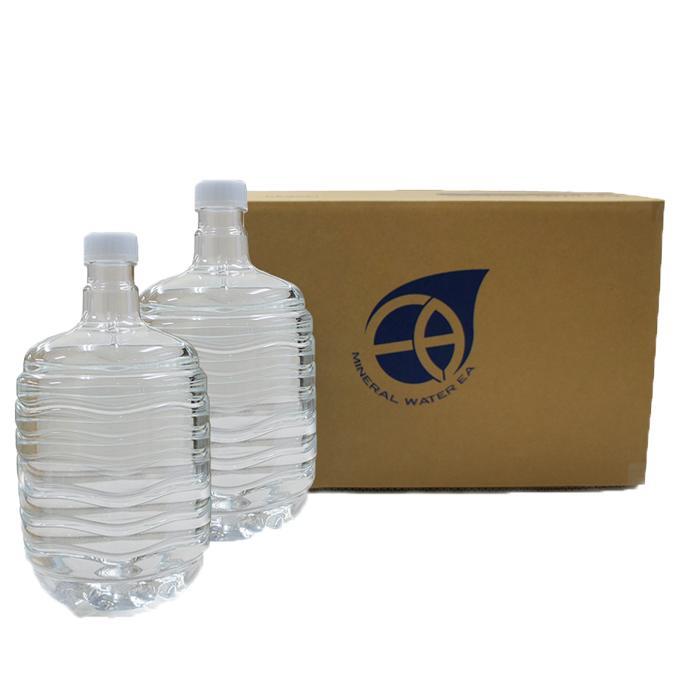 水 箱島 ペットボトル 8L 2本入り 1箱 2376円 ウォーターサーバー