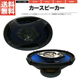 カースピーカー 基本モデル PL-6948 6×9inch 6×9インチ MAX900W 自動車 カーオーディオ スピーカー【あす楽】【配送種別:B】