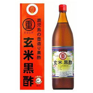 丸重 まるしげ 玄米黒酢 福山玄米黒酢 900ml※ご注文個数1点までです。