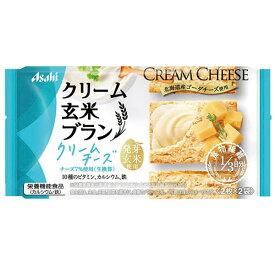 アサヒ クリーム玄米ブラン クリームチーズ 72gx6袋