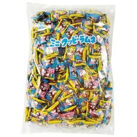 カクダイ製菓のミニクッピーラムネ 1kg(約390コ)x1袋※ご注文個数1点までです。