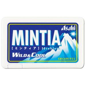 アサヒのミンティア ワイルド&クール 50粒x20個
