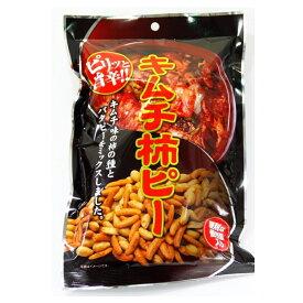 タクマ食品のキムチ柿ピー 110g