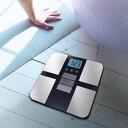 ソーラー体重体組成計   おしゃれ スリム コンパクト 薄型 体重計 体脂肪計 内臓脂肪 ソーラー お風呂グッズ バスグッ…