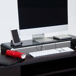 PCラック 80cm | パソコン モニター台 パソコンラック 卓上 ラック パソコン台 モニターラック 机上台 モニター ノートパソコン ディスプレイ台 机上ラック モニタースタンド pc モニタスタン