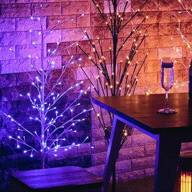 LED イルミネーション ツリー 120cm | おしゃれ 屋外 ブランチツリー インテリア 2Dツリー オーナメント モチーフライト クリスマス イルミネーションライト ledイルミネーションライト クリスマス雑貨 クリスマスツリー 飾り 飾り付け ledツリー 庭 ベランダ