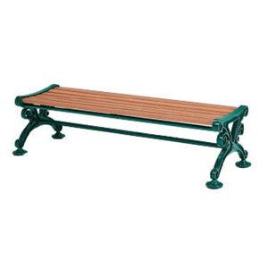 アンティーク ベンチ背なし 155cm 業務用 | ベランダ ガーデンチェア 庭 ガーデン ガーデニング 屋外ベンチ チェア チェアー ガーデンベンチ 椅子 テラス ガーデン家具 アンティーク スツール