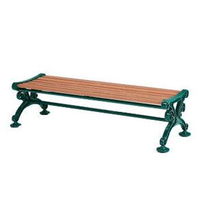 アンティーク ベンチ背なし 185cm 業務用 | ベランダ ガーデンチェア 庭 ガーデン ガーデニング 屋外ベンチ チェア チェアー ガーデンベンチ 椅子 テラス ガーデン家具 アンティーク スツール