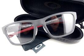 OAKLEY/オークリー A SPLINTEROX8095-0654Pavement2016モデル正規品【基本レンズ無料】【送料無料】眼鏡フレーム定価19,440円