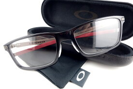 OAKLEY/オークリー A PITCHMAN/ピッチマンOX8096-0555PolishedBlack2016モデル正規品【基本レンズ無料】【送料無料】眼鏡フレーム定価25,920円