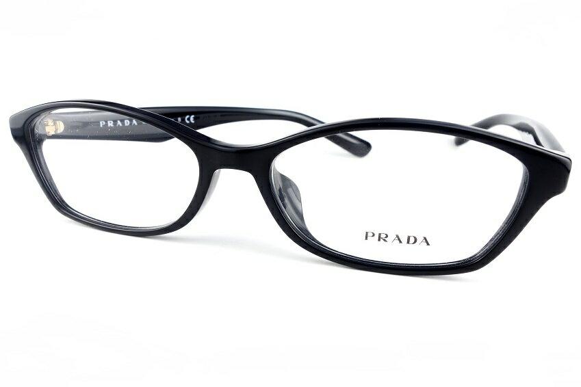 PRADA/プラダVPR02SV 1AB-1O1-国内正規品-眼鏡フレーム【基本レンズ無料】【送料無料】定価30,240円