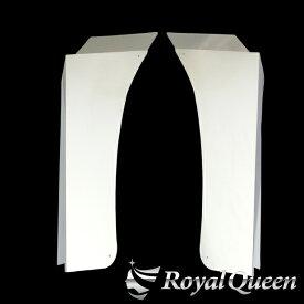 【送料無料】【三菱ふそう スーパーグレート ステンレス ロングマッドガード 鏡面 #1000 +250mm】FUSO スパグレ トラック デコトラ パーツ トラック用品 Quon RoyalQueen