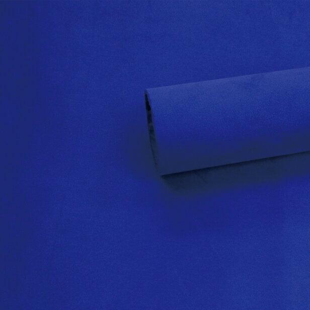 【ノリ付き♪スエード調生地シート 単色 2-9ブルー 幅約145cm×2m】カッティングシート アルカンターラ調 内装 車内 張替え 壁紙 シール 送料無料 RoyalQueen