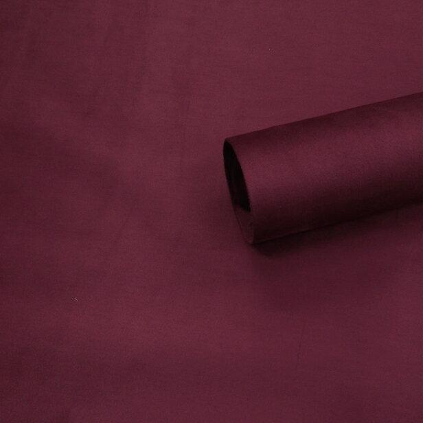 【ノリ付き♪スエード調生地シート 単色 1-12ワインレッド 幅約145cm×1m】カッティングシート アルカンターラ調 内装 車内 張替え 壁紙 シール 送料無料 RoyalQueen