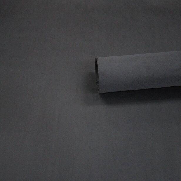 【ノリ付き♪高級スエード調生地シート 単色 2-23グレー 幅約145cm×1m】カッティングシート アルカンターラ調 内装 車内 張替え 壁紙 シール 送料無料 RoyalQueen