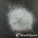 【大容量 ラメ フレーク レインボーシルバー 0.3mm 100g LB100】塗装 塗料 DM便送料無料 RoyalQueen