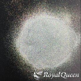 【大容量 ラメ フレーク レインボーシルバー 0.1mm 100g LB100】塗装 塗料 DM便送料無料 RoyalQueen