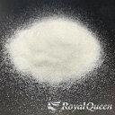 【大容量 ラメ フレーク 単色ホワイト 0.3mm 100g B1100 】塗装 塗料 DM便送料無料 RoyalQueen