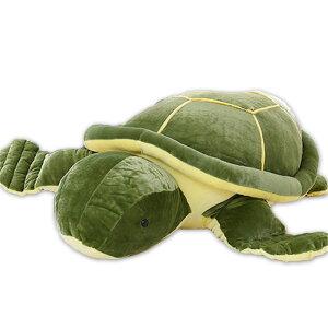 カメのぬいぐるみ 大きい亀 お誕生日プレゼント 手触りふわふわ 海洋生物 水族館 ハワイアン 動物 抱き枕 ギフト 贈り物 店飾り おもちゃ 海 可愛い 140cm