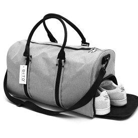 ジムバッグ スポーツバッグ メンズ レディース バッグ ボストンバック ショルダーバッグ 旅行バッグ ジム用 男女兼用 大容量 ハンドバッグ 鞄 アウトドア かばん カジュアル