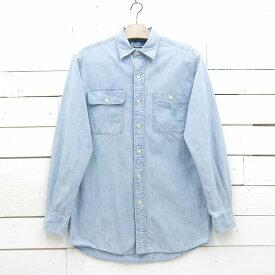 Ralph Lauren ラルフローレン 長袖 シャンブレーシャツ メンズ Sサイズ相当 / lsshirt26sa / 【中古】