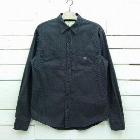 Denim & Supply デニム&サプライ ラルフローレン 総柄 コットンシャツ メンズ Mサイズ / lsshirt151sa / 【中古】