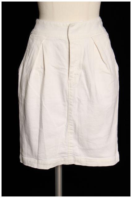 【新入荷!!】アナザーエディション バックスリットデニムスカート[LSKO11642]【PP】【中古】【2点以上同時購入or5400円以上のご購入で送料無料】
