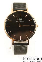 Daniel Wellington DW00100201古典佩蒂特灰場手錶[LWWP23029]