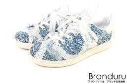 [在6月14日再一次降低!]pokkiri 2000日圆]愛迪達原始物BB5170 Stan Smith運動鞋[LFWO92490][中古][用超过5400日圆的購買免運費]