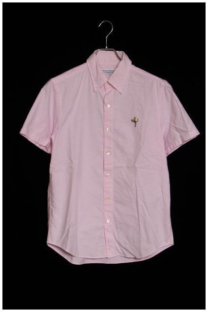 ワコマリア バニーガールオックスフォードBDシャツ[MSHO06262]【SS】【中古】【5400円以上のご購入で送料無料】