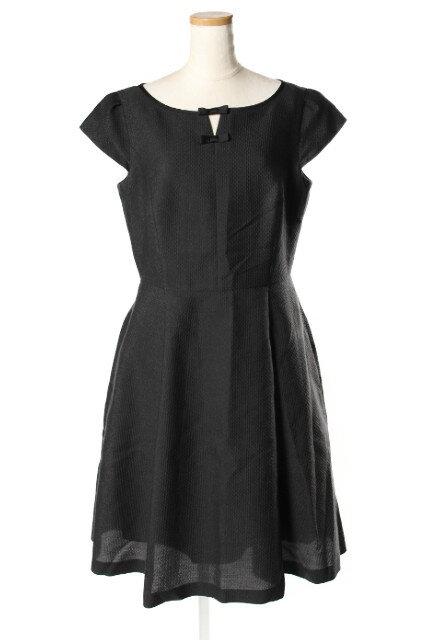 【新入荷!!】トッカTOCCA 18AW 洗える LONG ISLAND ドレス[LOPP71979]【PP】【中古】【5400円以上のご購入で送料無料】