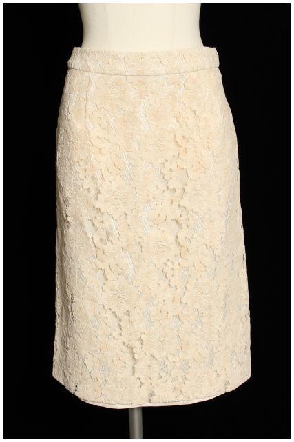 【入荷時より価格値下げ!】バビロンBABYLONE レーススカート[LSKO45211]【FF】【中古】【5400円以上のご購入で送料無料】