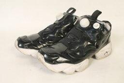 [在5月18日再一次降低!]pokkiri 6000日圆]鋭步Reebok AR1635 insutapompufuyuri OB運動鞋[LFWO88499][中古][用超过5400日圆的購買免運費]