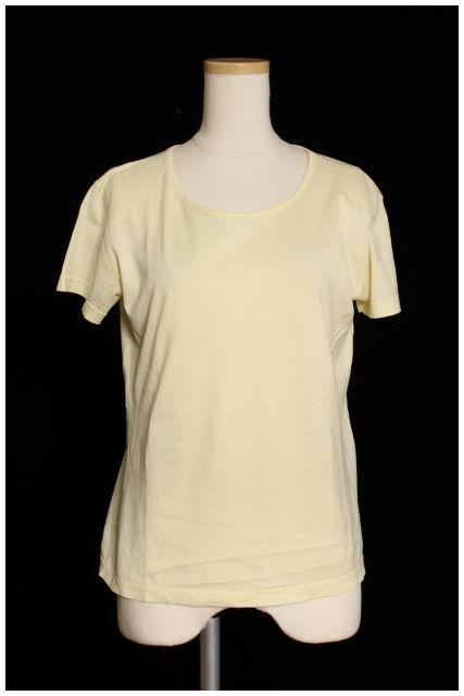 【新入荷!!】サンスペル コットンクルーネックTシャツ[LTSO14528]【PP】【中古】【2点以上同時購入or5400円以上のご購入で送料無料】