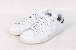 [在6月14日再一次降低!]pokkiri 4000日圆]愛迪達原始物B35442 Stan Smith運動鞋[LFWO54922][中古][用超过5400日圆的購買免運費]