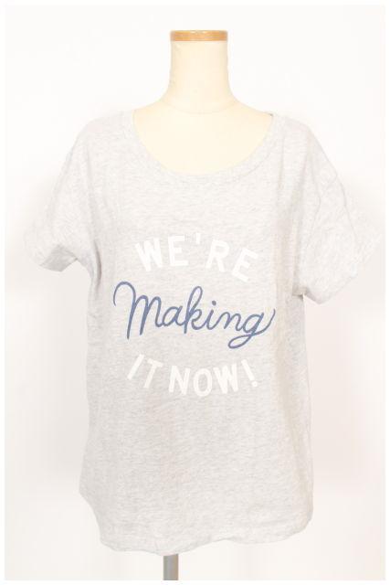 【新入荷!!】ジェラートピケ 16SS サーカスロゴシリーズTシャツ[LTSO10991]【SS】【中古】【2点以上同時購入or5400円以上のご購入で送料無料】