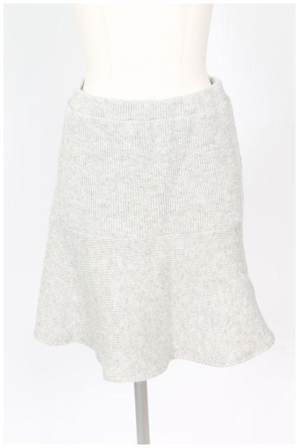 【12月2日に再値下げ!】Chez toiシェトワ 16AWウール混スカート[LSKN54582]【FF】【中古】【2点以上同時購入or5400円以上のご購入で送料無料】